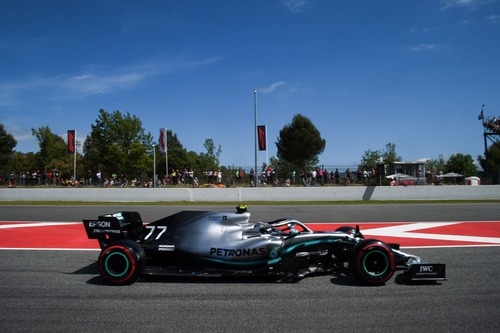 F1, GP Spagna 2019: vince Hamilton. Quarto Vettel (8)