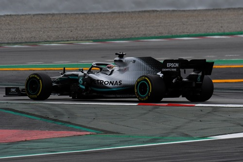 F1, GP Spagna 2019: vince Hamilton. Quarto Vettel (9)