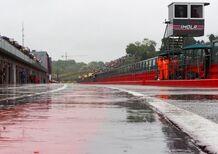 SBK 2019. Gara 2 a Imola annullata per pioggia
