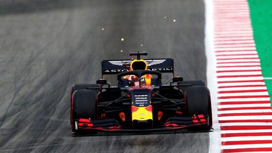 Terzo posto per Max Verstappen in Spagna