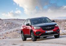Opel Grandland X, arriva la variante plug-in hybrid