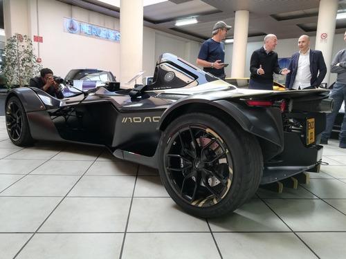 Best of Italy Race 2019: presente anche la F1 stradale BAC Mono (5)