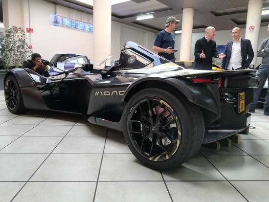 La BAC Mono è una vera Formula 1 stradale: 580 kg e 305 CV