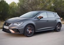 Seat Leon Cupra R 2018. Limited edition per prestazioni entusiasmanti