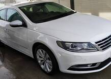 Volkswagen CC Business 2.0 TDI 140 CV BlueMotion Technology del 2012 usata a Vasto