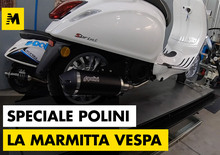 Polini: come elaborare lo scooter: la marmitta. Puntata 2