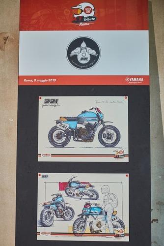 "Yamaha XT Faster Sons Tribute Night: chi è ""er mejo"" di Roma? (3)"