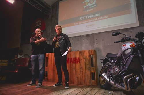 "Yamaha XT Faster Sons Tribute Night: chi è ""er mejo"" di Roma? (4)"