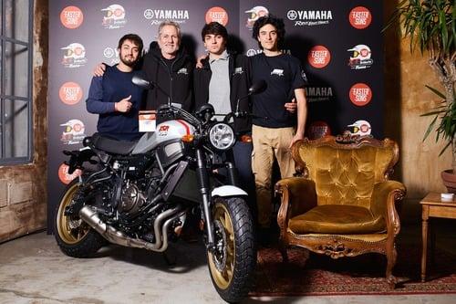 "Yamaha XT Faster Sons Tribute Night: chi è ""er mejo"" di Roma? (7)"