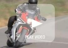 Honda CBR 600 F. Il video della nostra prova