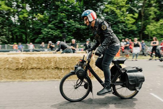 Il The Reunion 2019 prevede tante attività e test ride per gli appassionati