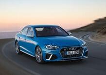 Audi A4 restyling, arriva l'ibrido