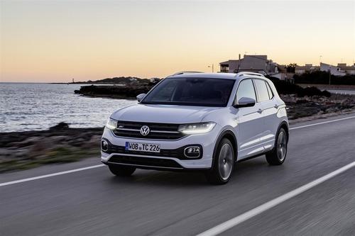 Volkswagen T-Cross: ecco il 1.6 TDI 95 CV (4)