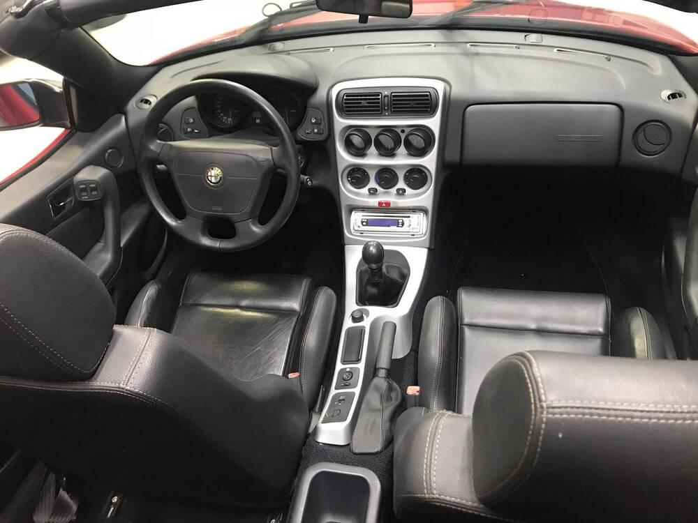 GTV Spider d'epoca del 1996 a Nave (3)