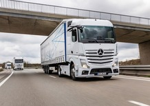 Mercedes-Benz Actros, gigante tecnologico