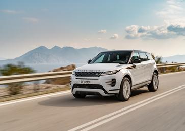 Range Rover Evoque 2019, la nuova mini Velar è arrivata [Video]