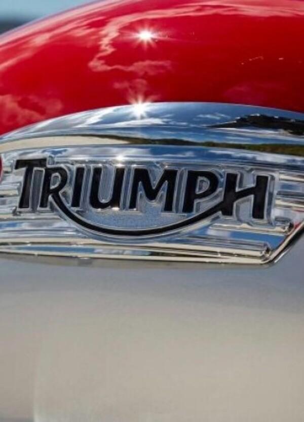 Triumph TE-1. Il marchio inglese punta sulle moto elettriche