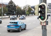 Audi, il sistema per mantenere l'onda verde arriva in Europa