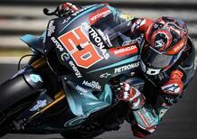 MotoGP 2019. Quartararo è il più veloce nelle FP1