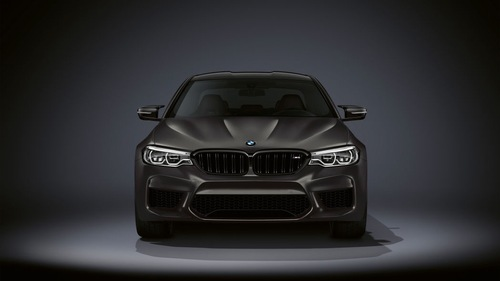 BMW M5, ecco la serie speciale Edition 35 Years (5)