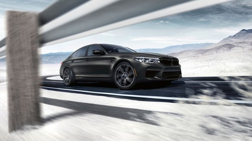 BMW M5, ecco la serie speciale Edition 35 Years (7)