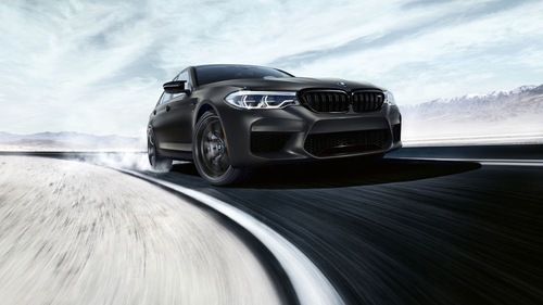 BMW M5, ecco la serie speciale Edition 35 Years (8)