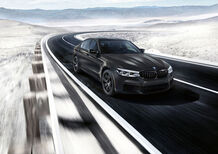 BMW M5, ecco la serie speciale Edition 35 Years