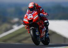 MotoGP 2019. Dovizioso: Devo essere più dolce nella guida