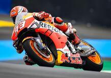 MotoGP 2019. Márquez in pole a Le Mans