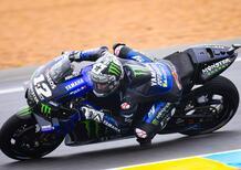 MotoGP 2019. FP3, Viñales e Márquez sono i più veloci sul bagnato
