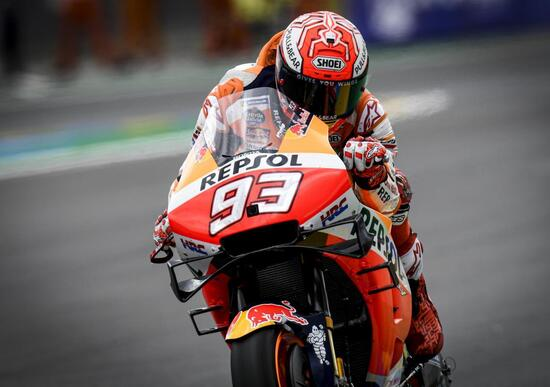 MotoGP 2019. Márquez vince il GP di Francia 2019