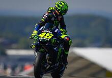 MotoGP 2019. Rossi: Perdiamo troppo in rettilineo