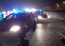 A 220 km/h sulla A1, la diretta FB prima dell'incidente mortale