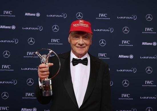 F1: morto Niki Lauda, il cordoglio del Circus