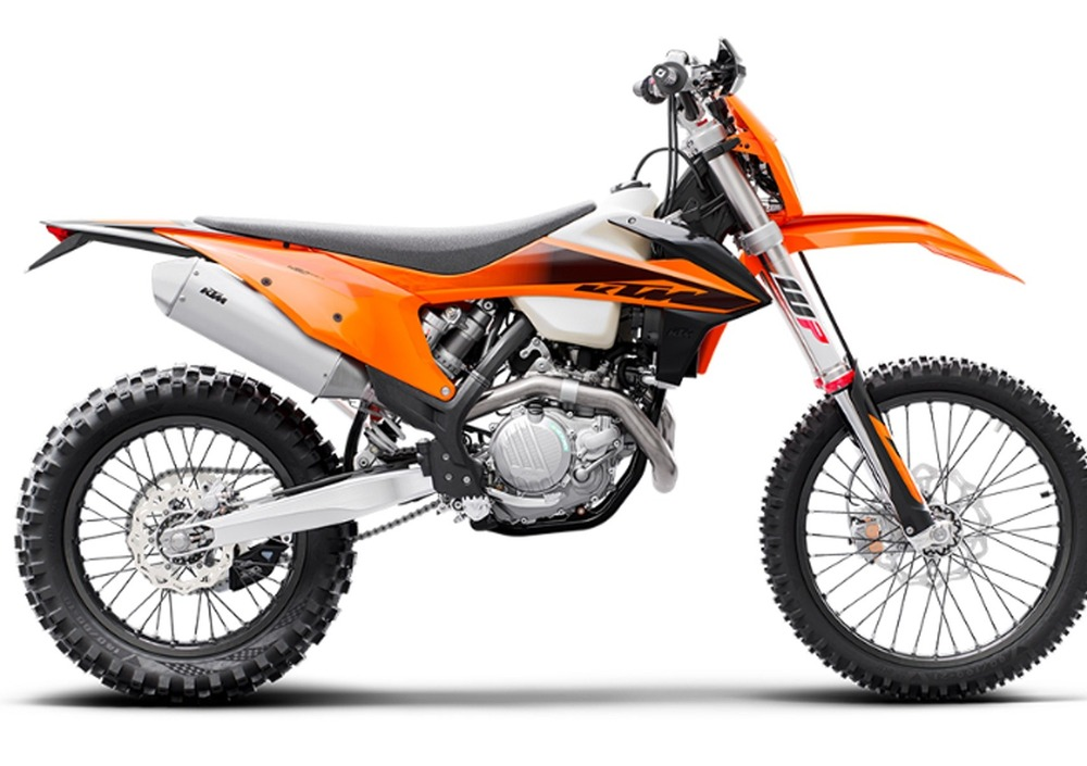 2020 KTM 450 SX-F Factory Edition Review - Supply Chain