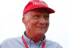 Niki Lauda e la sua lezione