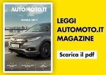 Magazine n°156: scarica e leggi il meglio di Automoto.it
