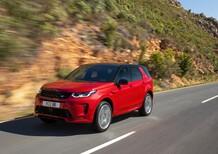 Land Rover Discovery Sport 2019: foto e video della nuova generazione