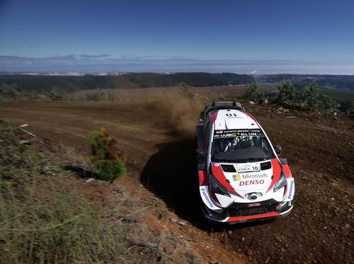 WRC, Rally Cile 2019: le foto più belle (4)