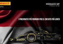 F1, GP Monaco 2019: le gomme Pirelli a Montecarlo