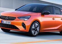 Opel Corsa 2019, il nuovo modello nelle immagini rubate