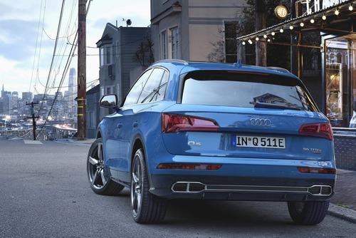 Audi Q5 55 TFSI e quattro: si estende la gamma delle plug-in hybrid (2)