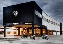 Triumph Vicenza si rinnova