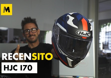 HJC I70. Recensito casco sportivo in policarbonato