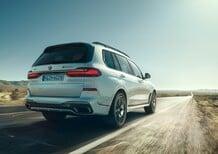 BMW X5 e X7 M50i: V8 da 530 CV per i SUV bavaresi