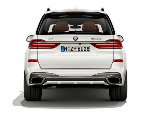 BMW X5 e X7 M50i: V8 da 530 CV per i SUV bavaresi (6)