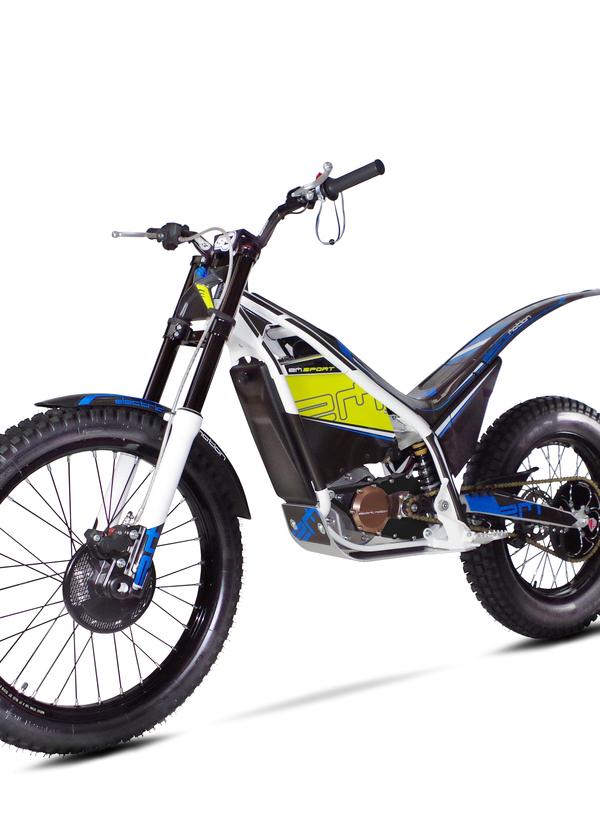 Trial elettrico EM Sport. Test e review