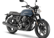 Moto Guzzi V7 III Stone Night Pack. A tutto LED