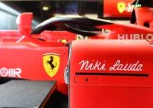 F1: Niki Lauda, i tributi del Circus a Monaco