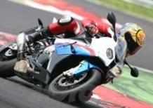 Kit pista BMW per la S 1000 RR